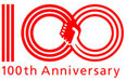 Daihatsu's 100th Anniversary Commemorative Logo